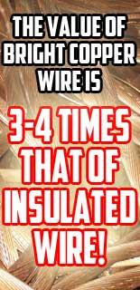 The Value of Copper Wire